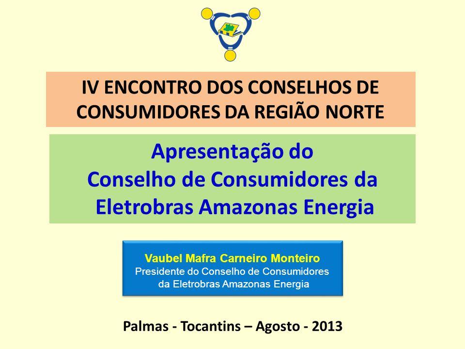 Conselho de Consumidores da Eletrobras Amazonas Energia
