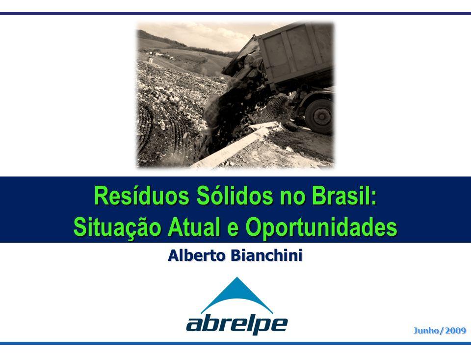 Resíduos Sólidos no Brasil: Situação Atual e Oportunidades