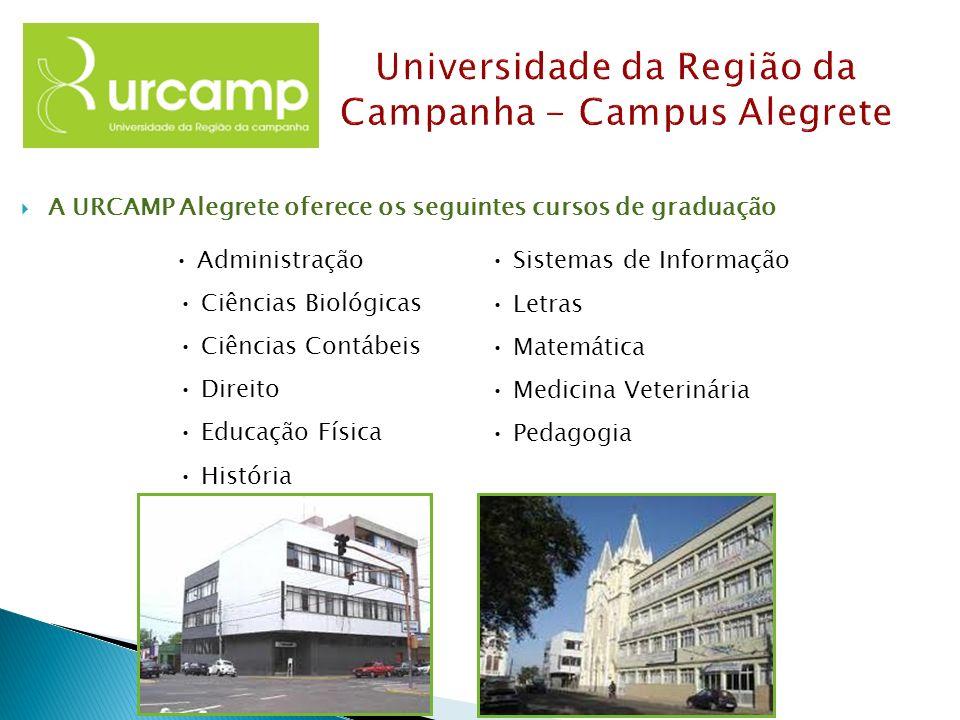 Universidade da Região da Campanha - Campus Alegrete