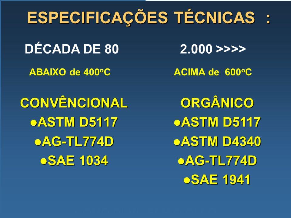 CONVÊNCIONAL ASTM D5117 AG-TL774D SAE 1034