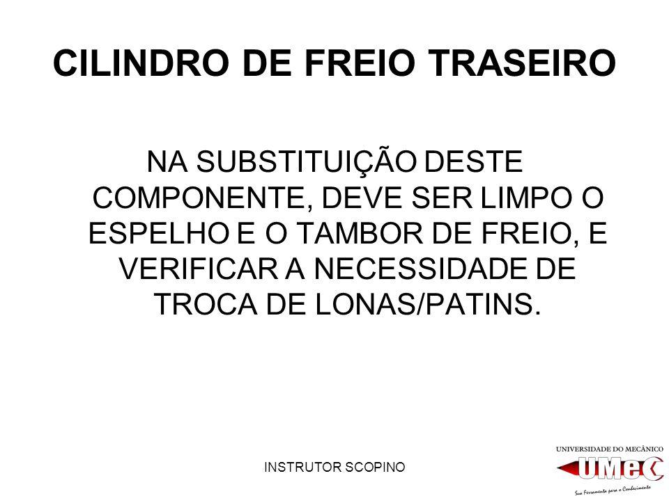 CILINDRO DE FREIO TRASEIRO