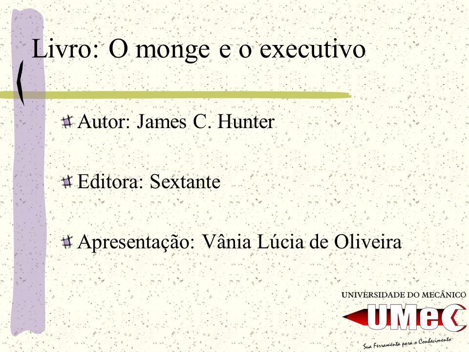 Livro: O monge e o executivo