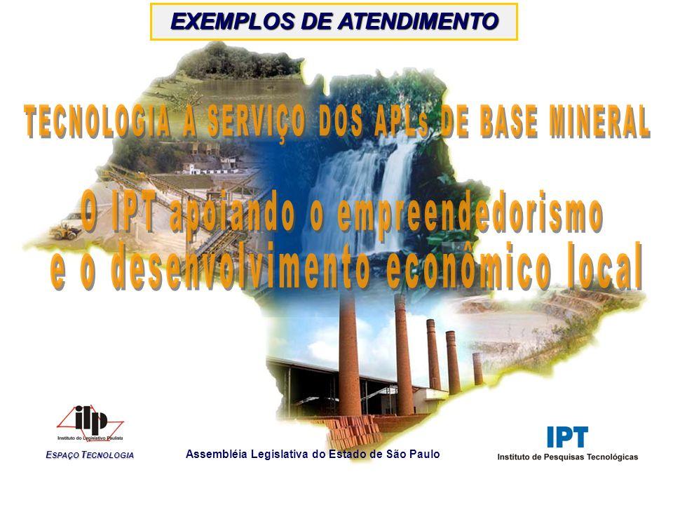 EXEMPLOS DE ATENDIMENTO