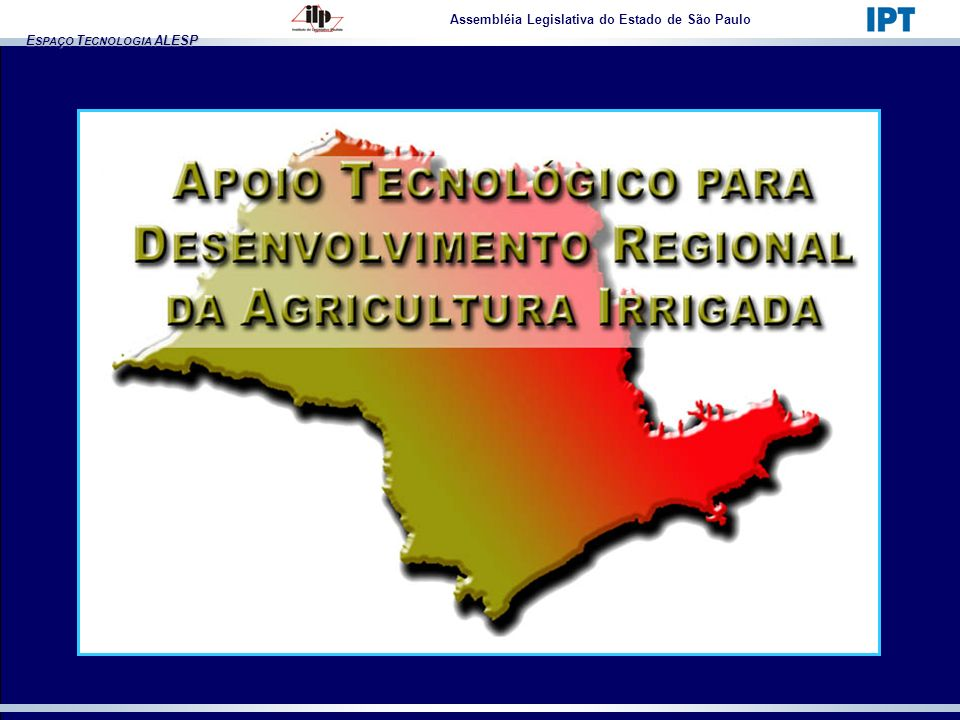 ESPAÇO TECNOLOGIA ALESP
