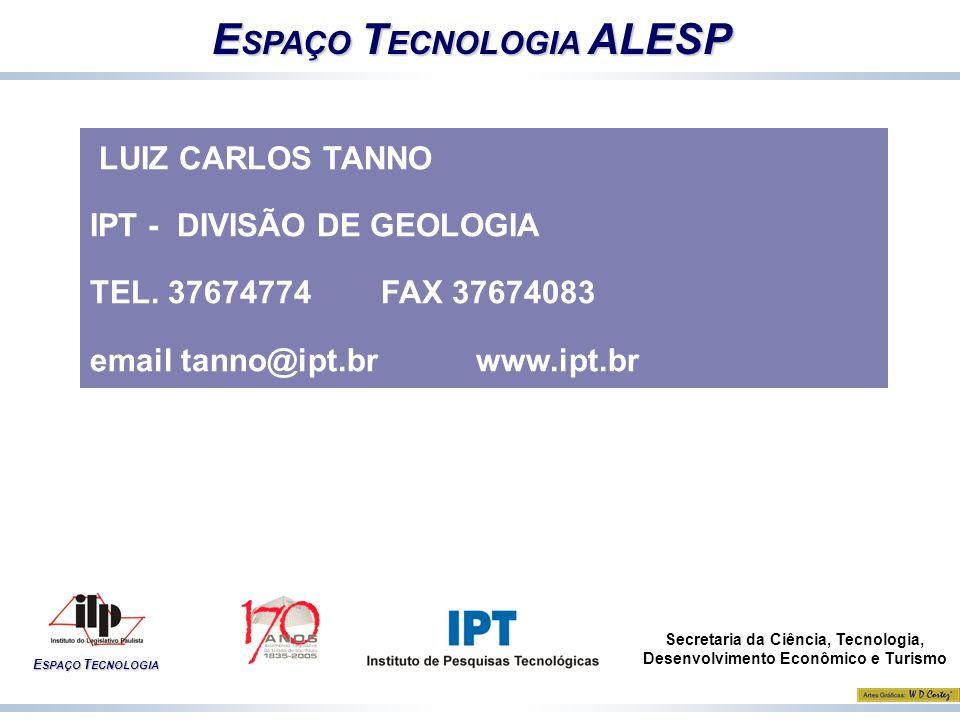 Secretaria da Ciência, Tecnologia, Desenvolvimento Econômico e Turismo
