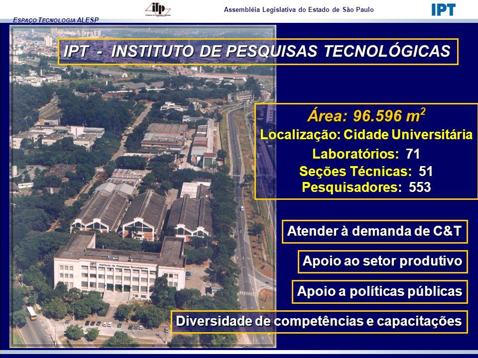 Localização: Cidade Universitária