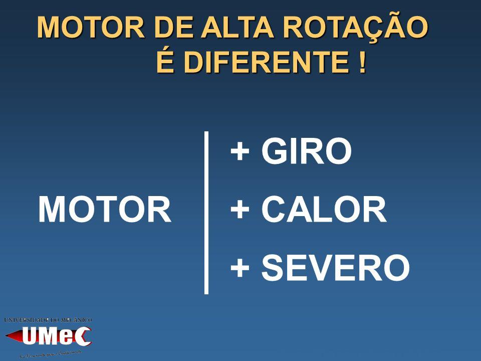 + GIRO MOTOR + CALOR + SEVERO
