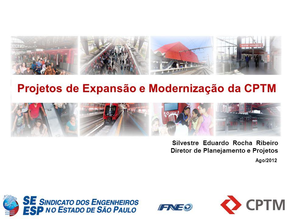 Projetos de Expansão e Modernização da CPTM