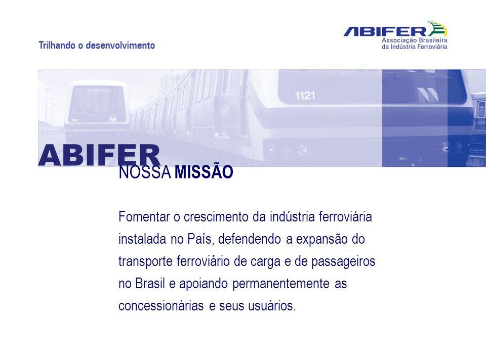 ABIFER NOSSA MISSÃO.