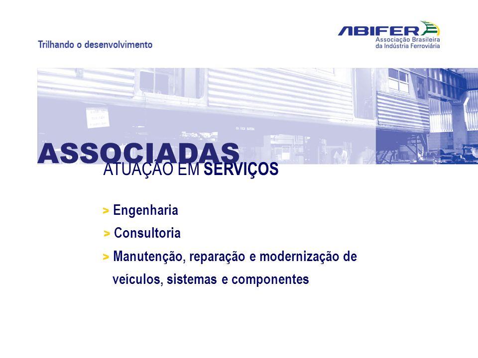ASSOCIADAS ATUAÇÃO EM SERVIÇOS > Engenharia > Consultoria