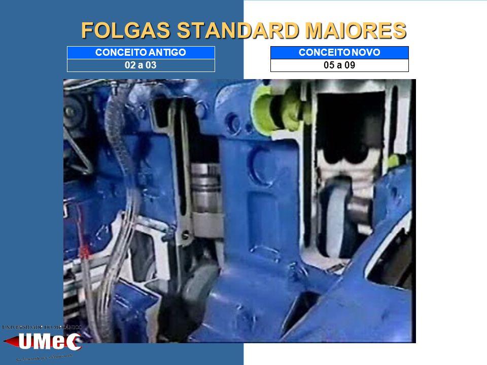 FOLGAS STANDARD MAIORES