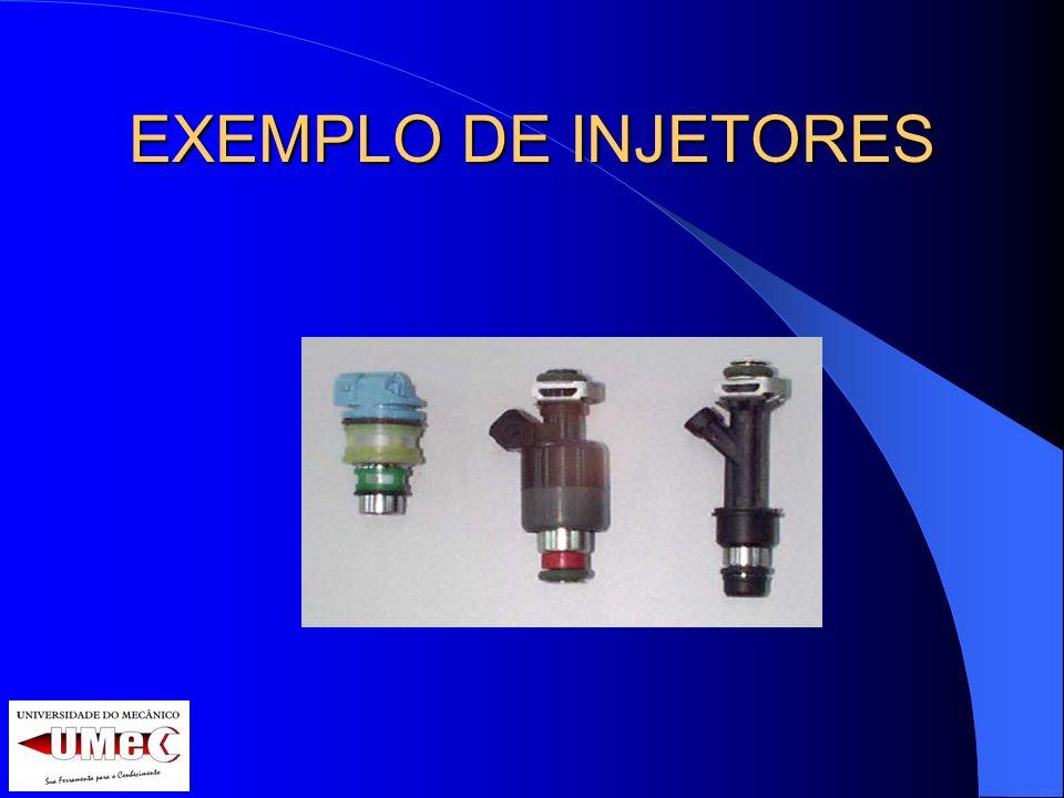 EXEMPLO DE INJETORES