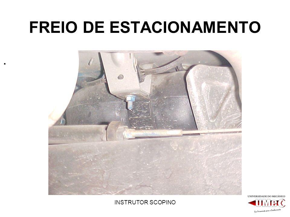 FREIO DE ESTACIONAMENTO