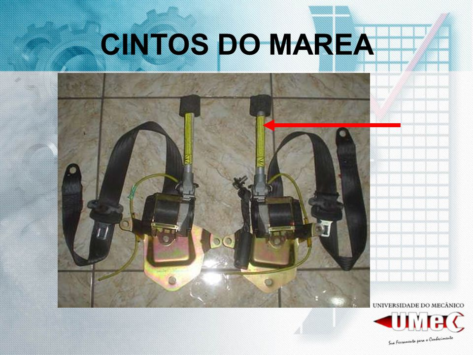 CINTOS DO MAREA