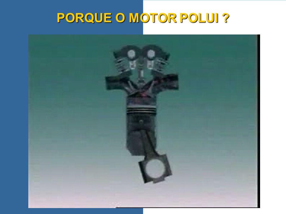 PORQUE O MOTOR POLUI