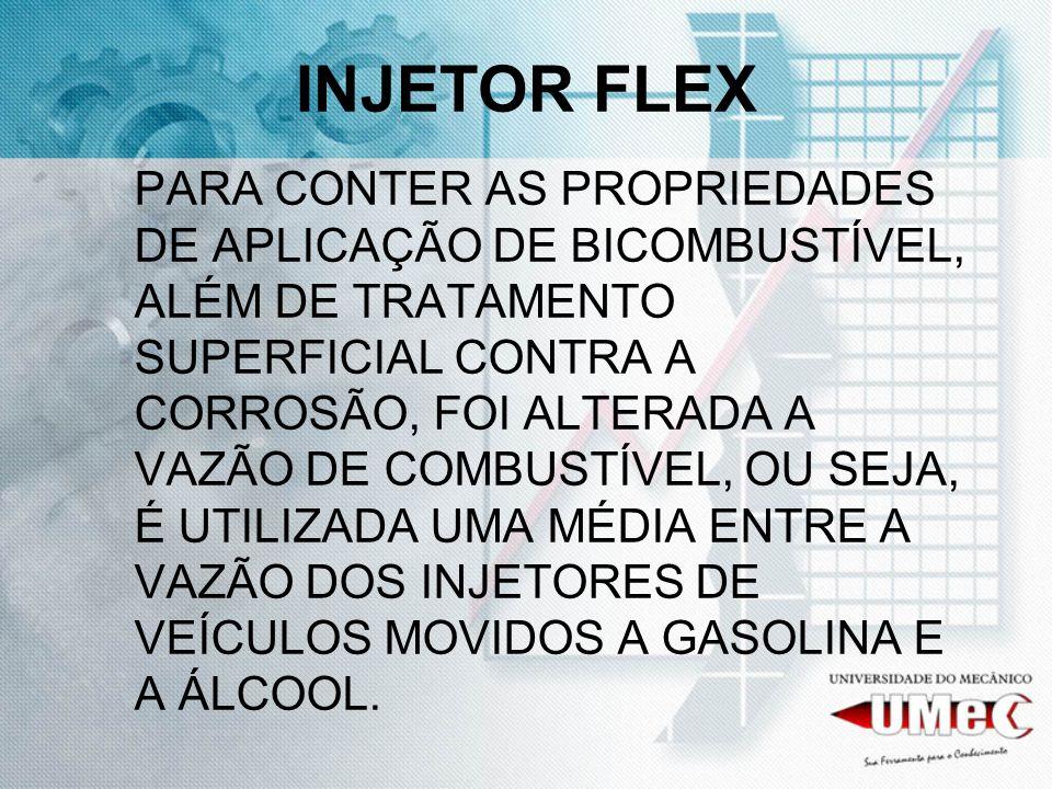 INJETOR FLEX
