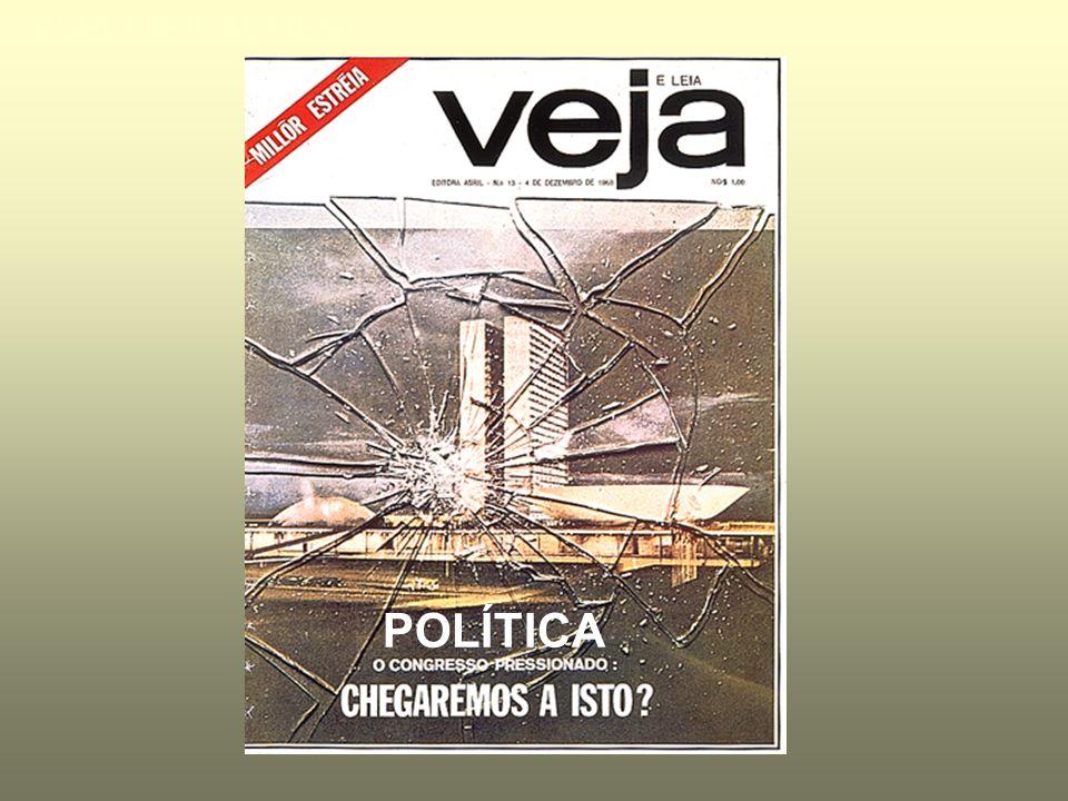 ESPECIFICAÇÕES POLÍTICA