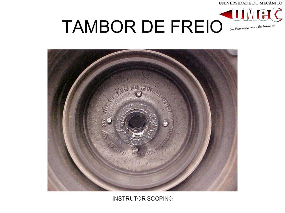 TAMBOR DE FREIO INSTRUTOR SCOPINO
