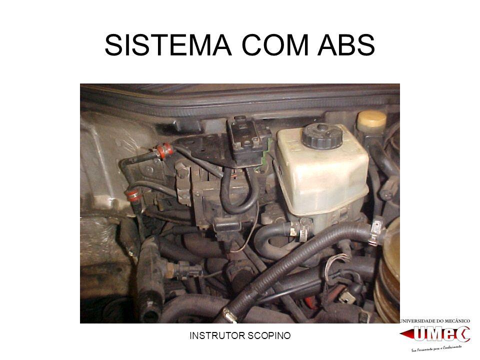SISTEMA COM ABS INSTRUTOR SCOPINO
