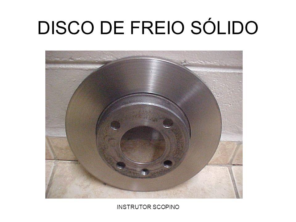 DISCO DE FREIO SÓLIDO INSTRUTOR SCOPINO