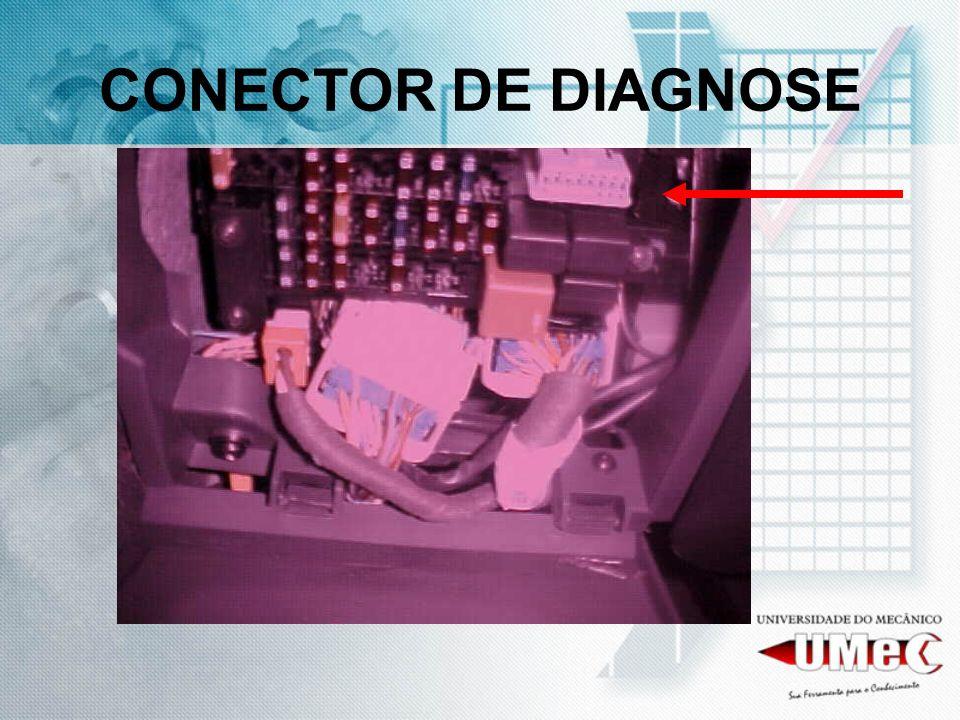 CONECTOR DE DIAGNOSE