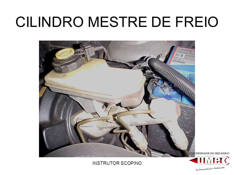 CILINDRO MESTRE DE FREIO