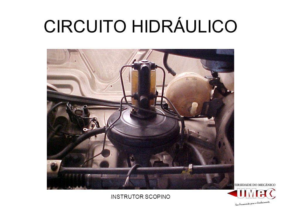 CIRCUITO HIDRÁULICO INSTRUTOR SCOPINO