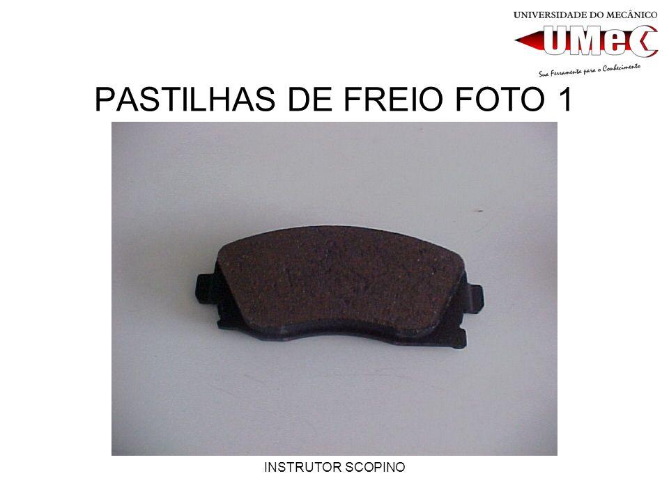 PASTILHAS DE FREIO FOTO 1