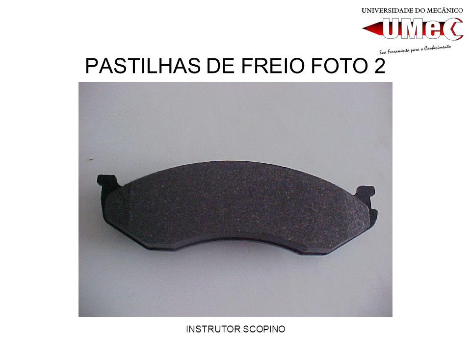 PASTILHAS DE FREIO FOTO 2