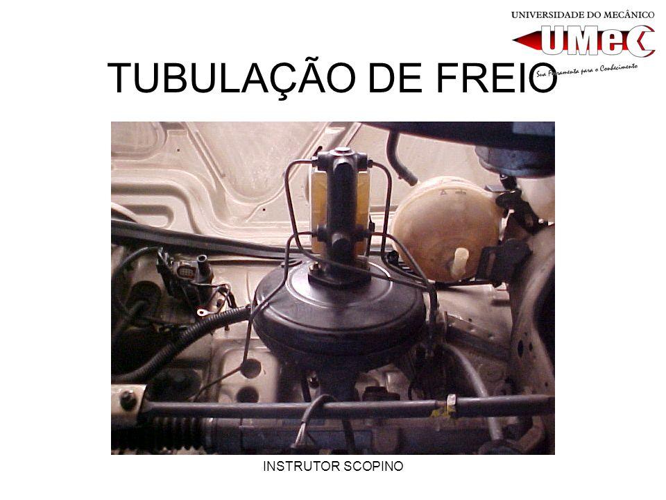 TUBULAÇÃO DE FREIO INSTRUTOR SCOPINO
