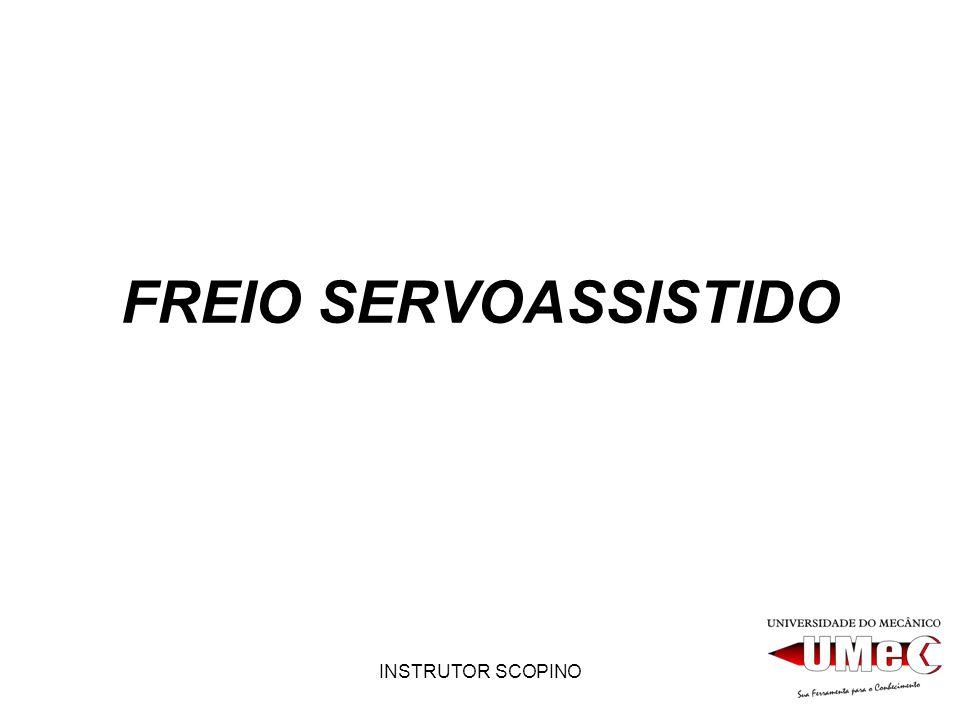 FREIO SERVOASSISTIDO INSTRUTOR SCOPINO