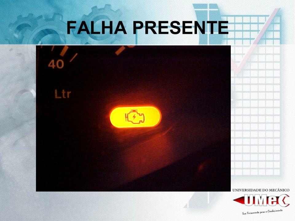FALHA PRESENTE