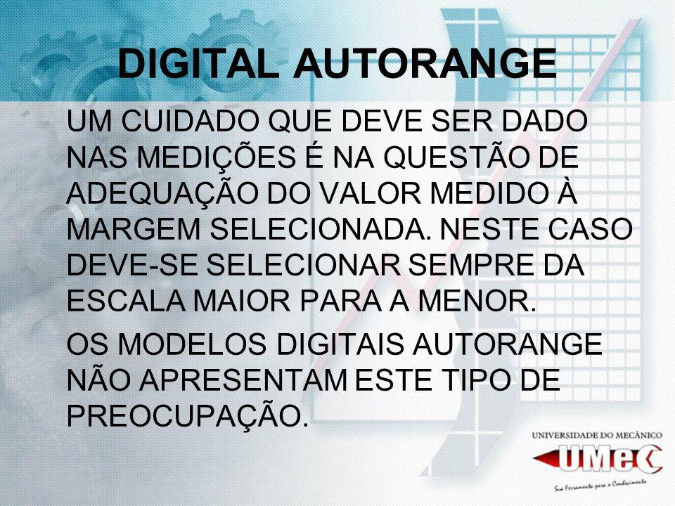 DIGITAL AUTORANGE