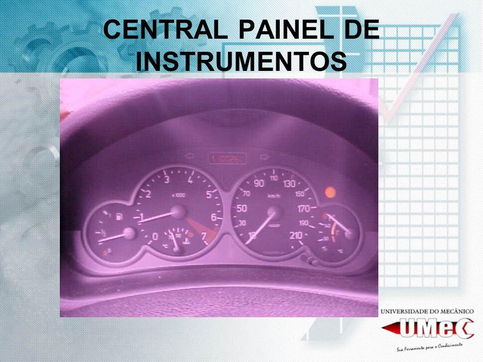 CENTRAL PAINEL DE INSTRUMENTOS