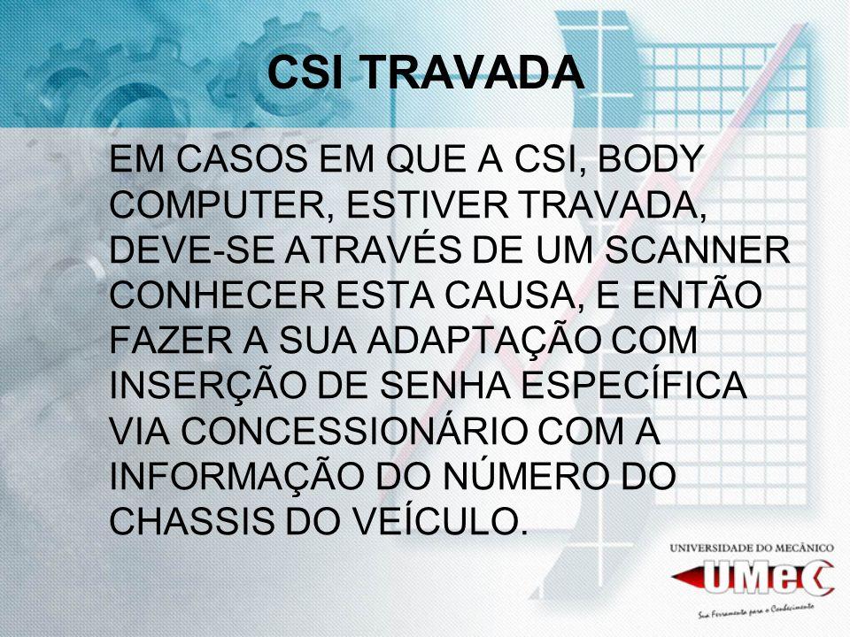 CSI TRAVADA