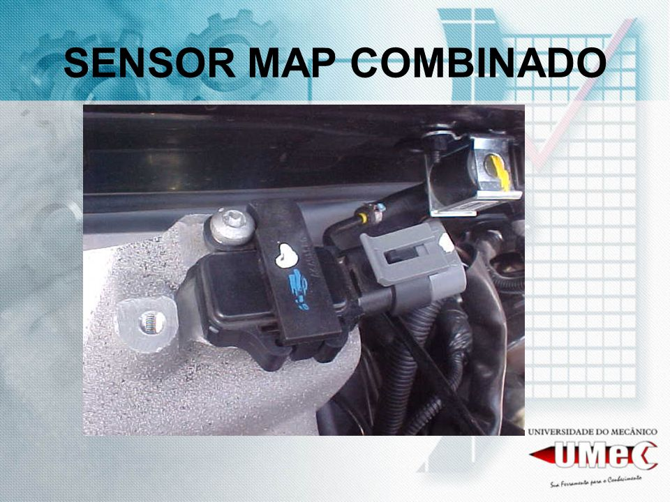 SENSOR MAP COMBINADO