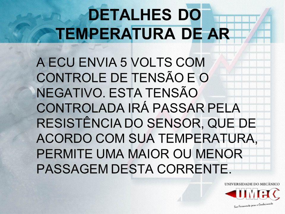 DETALHES DO TEMPERATURA DE AR