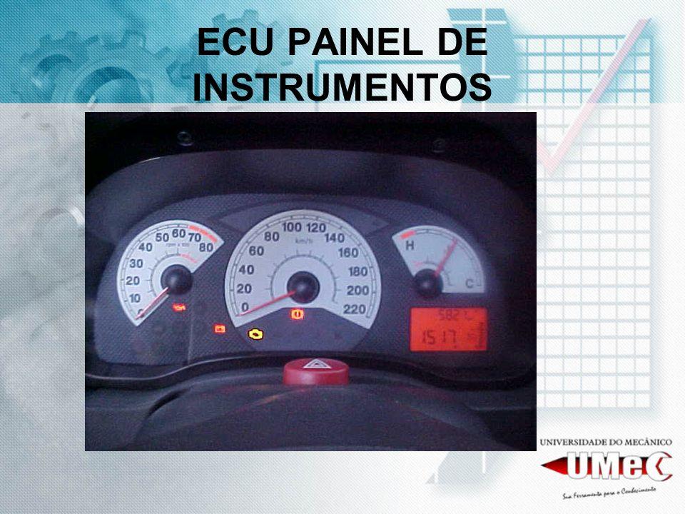 ECU PAINEL DE INSTRUMENTOS