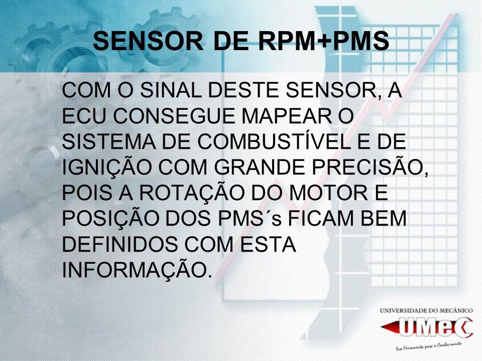 SENSOR DE RPM+PMS