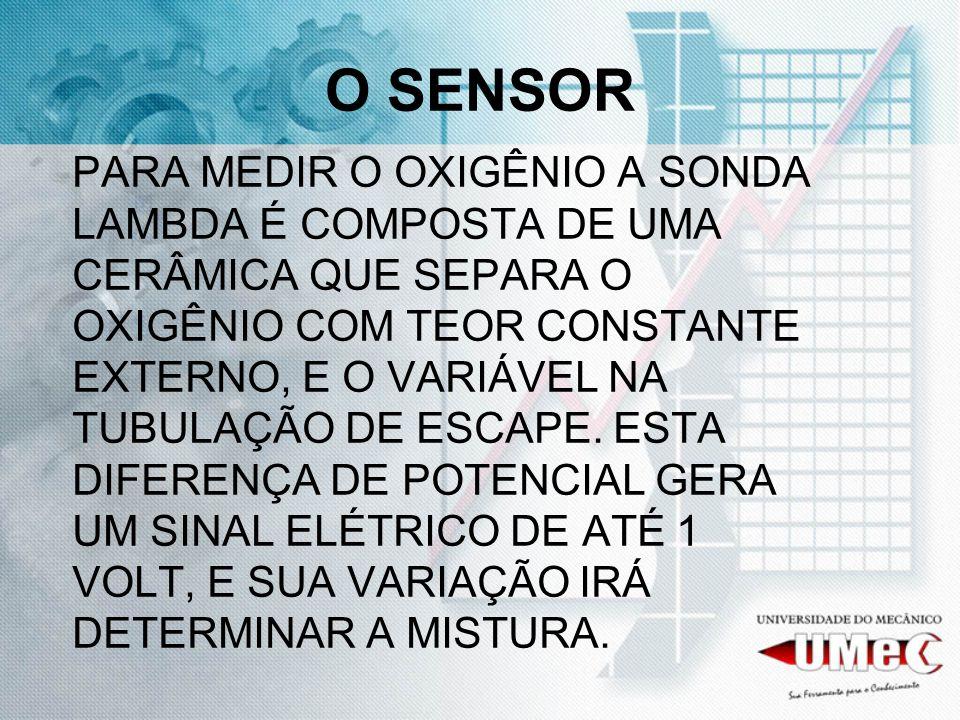 O SENSOR