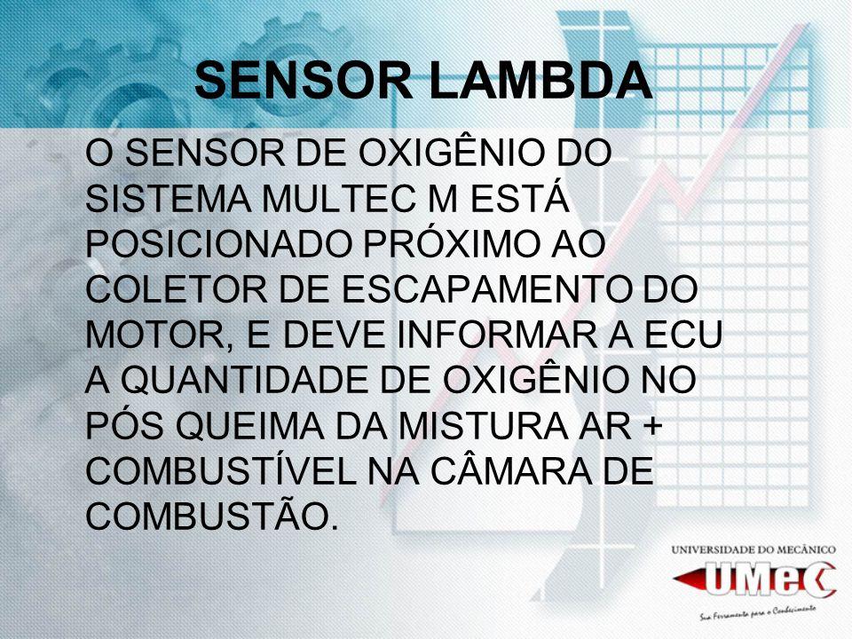SENSOR LAMBDA