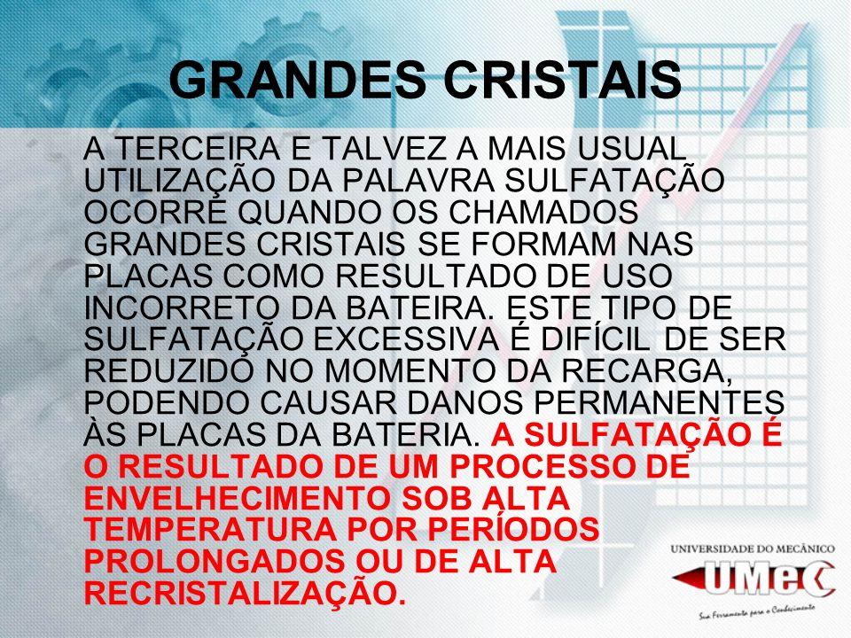 GRANDES CRISTAIS
