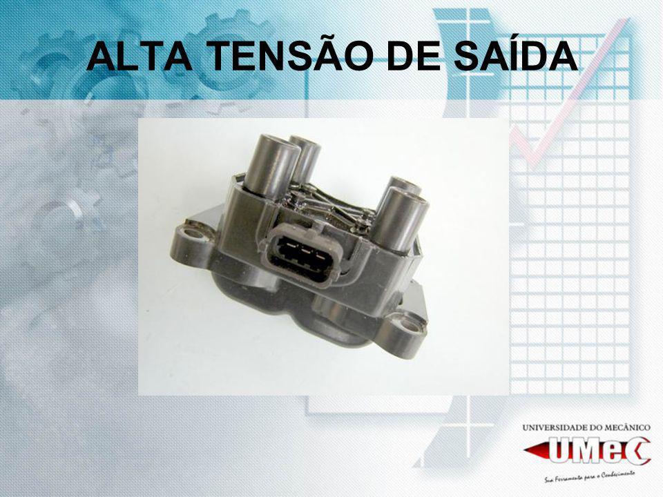 ALTA TENSÃO DE SAÍDA