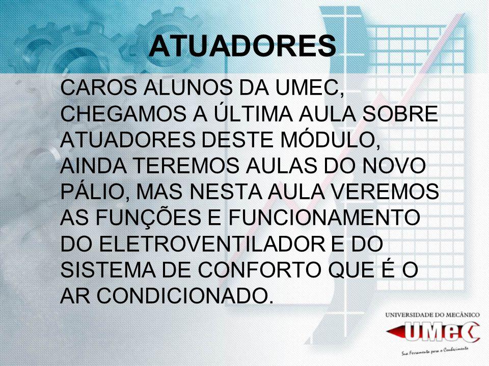 ATUADORES