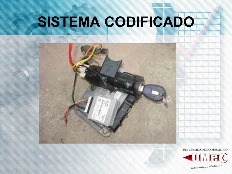 SISTEMA CODIFICADO