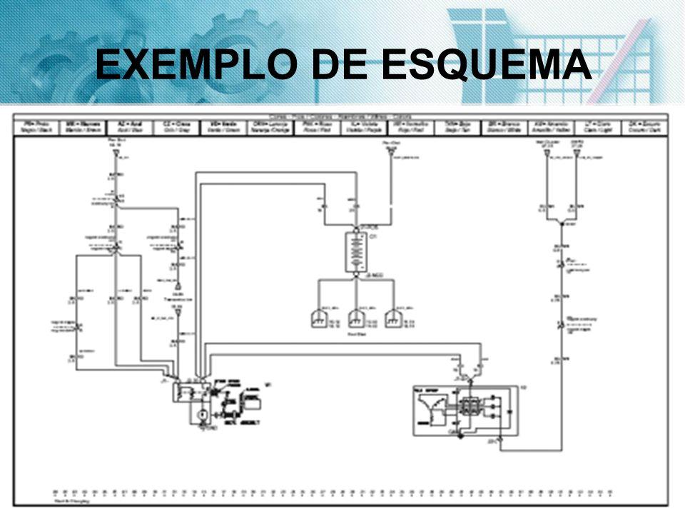 EXEMPLO DE ESQUEMA