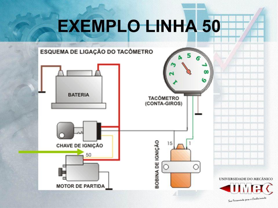 EXEMPLO LINHA 50