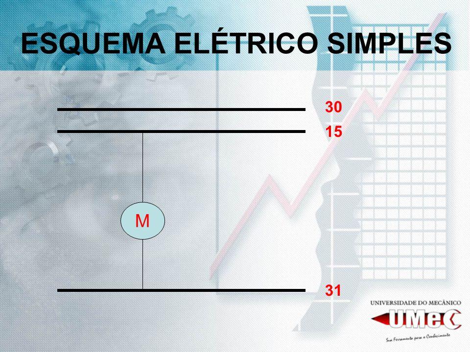 ESQUEMA ELÉTRICO SIMPLES