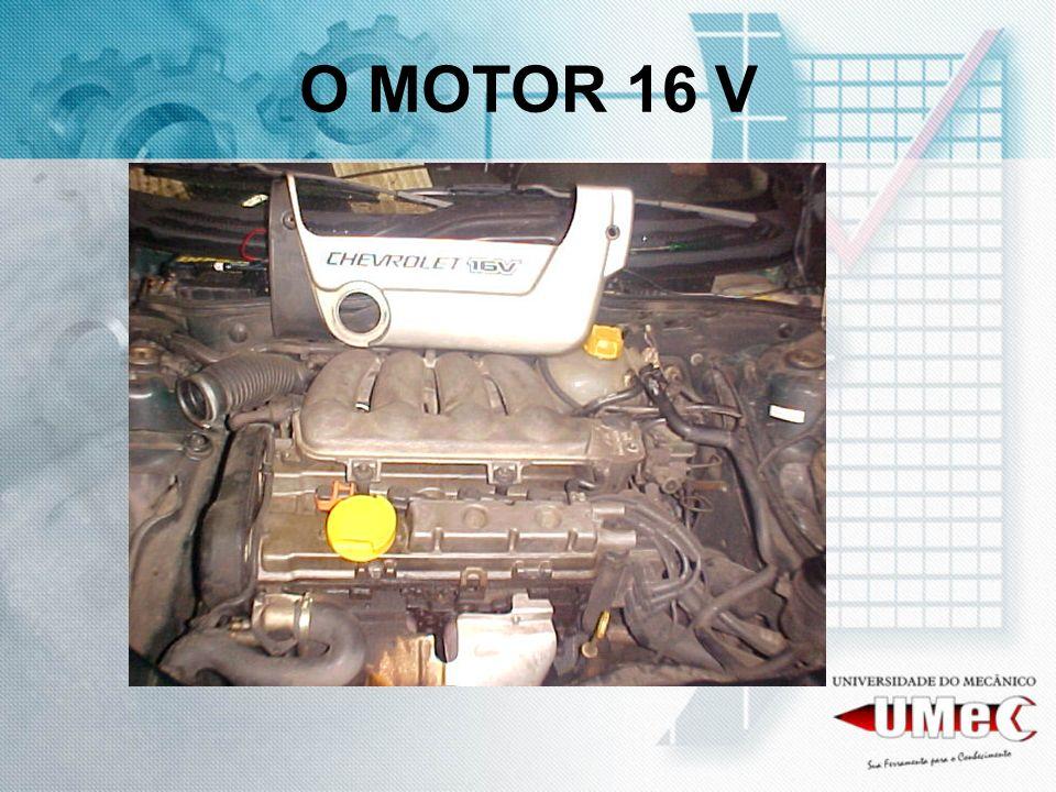 O MOTOR 16 V