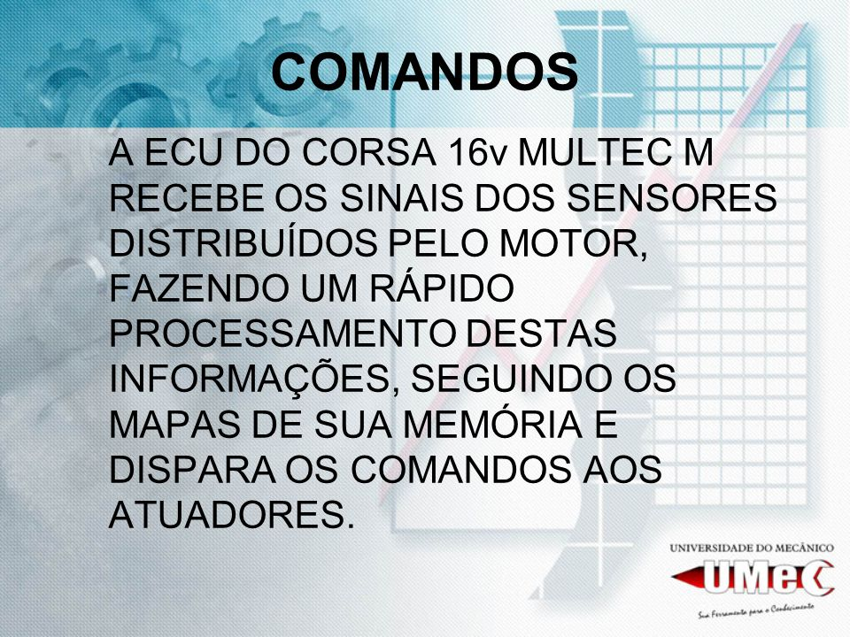 COMANDOS
